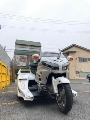 車?バイク?