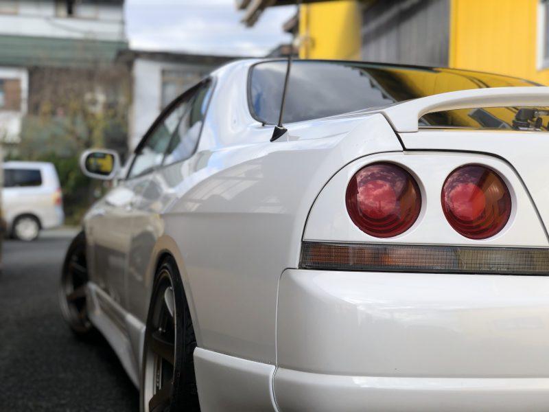 スカイライン納車!(R33)